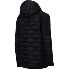 Peak Performance M's Helium Hybrid Down Hood Jacket Black